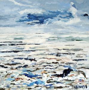 mer d'hiver