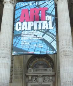 Art en Capital, Paris