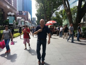singapore, orchard rd. 2013
