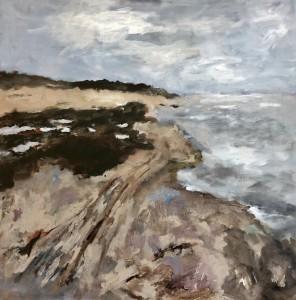 Ameland-Oerd, 120 x 120 cm, 2020